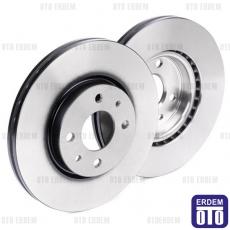 Fiat Stilo Ön Fren Disk Takımı TRW 46401356 - 3