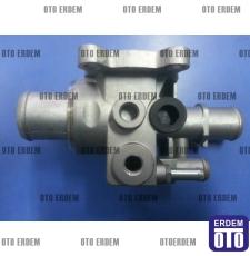 Fiat Stilo Termostat Komple 1.6 16Valf (Tek Müşürlü) 46776217 - 2