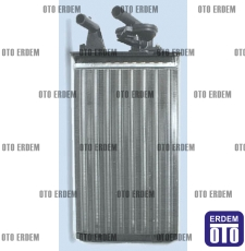 Fiat Tempra Kalorifer Radyatör Peteği Musluklu Orjinal Alüminyum 7754065 - 2
