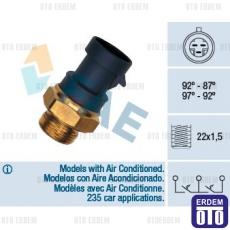 Fiat Tempra Klimalı Fan Müşürü FAE 7655732