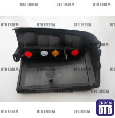 Fiat Tempra SW Stop Lambası SOL 7628489 - 4