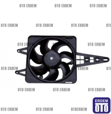 Fiat Tipo Fan Motoru Kale Klimasız 7615023