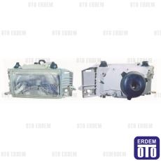 Fiat Tipo Far Lambası Sağ Depo 712368811129