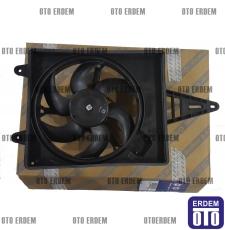 Fiat Tipo Klimalı Fan Motoru Orjinal 7659427 - 7659426