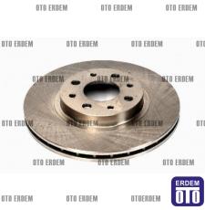 Fiat Tipo Ön Fren Disk Takımı 51749124