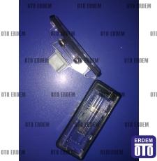 Fiat Tipo Plaka Lambası Komple Orjinal 7569564 - 2