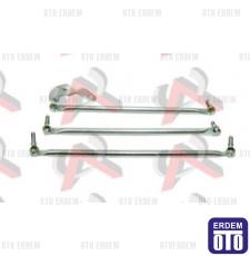 Fiat Tipo Vites Çubukları 3'lü Set 7649268
