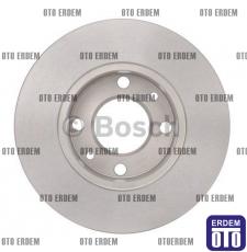 Fiat Uno 60 Ön Fren Diski Bosch (Tek) 4208311 - 2