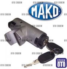 Fiat Uno Kontak Anahtarı - Komple - Orjinal Mako 46430504