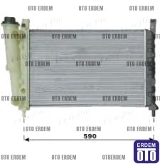 Fiat Uno Motor Su Radyatörü  7075124