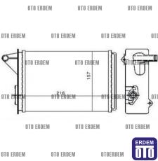 Fiat Uno Musluksuz Kalorifer Peteği Radyatörü  7753630 - 2