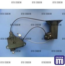Fiorino Stepne Kilit Mekanizması ve Teli 51910321 - 4