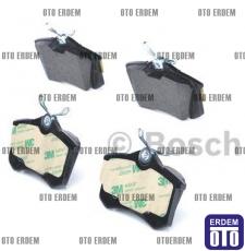 Fluence Arka Balata Takımı Bosch 440605839RB