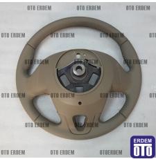 Fluence Direksiyon Simidi Bej Cruise Control 484008646R - 484300040R - 2