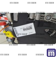 Fluence Komple Motor K9K 110HP 7701479146 - 3