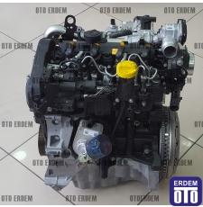 Fluence Komple Motor K9K 110HP 7701479146 - 5