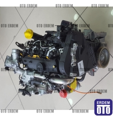 Fluence Komple Motor K9K 110HP 7701479146 - 6