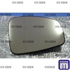 Fluence Megane 3 Dış Dikiz Ayna Camı Sağ Elektrikli 963651913R