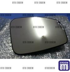 Fluence Megane 3 Dış Dikiz Ayna Camı Sağ Mekanik 963651913RT