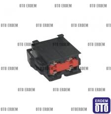 Ford Kalorifer Motor Soketi 4 Pinli