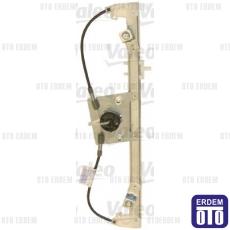 Grande Punto Cam Mekanizması Ön Sol Elektrikli Valeo 51723318