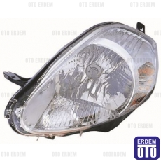 Grande Punto Far Lambası Sağ (Motorlu) Depo 51701594