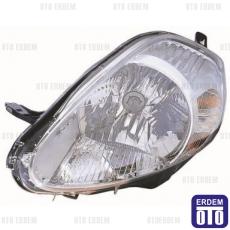 Grande Punto Far Lambası Sol (Motorlu) Depo 51701593
