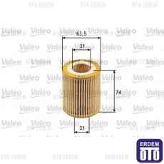 Grande Punto Yağ Filtresi 1.9Jtd Valeo 71737926