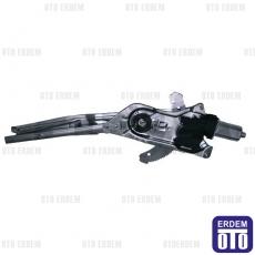 Kangoo 2 Cam Krikosu Ön Sol Elektrikli Motorlu Seger 8200188553 - SGR