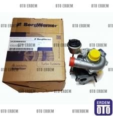 Kangoo 2 Dci Turbo Borg Warner 7701473673