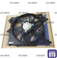 Kangoo Fan Motoru ve Davlumbazı Komple 7701070217 - 7701048284