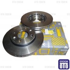 Kangoo Ön Fren Disk Takımı Mais 7701204286