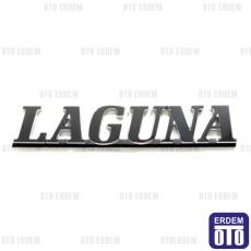 Laguna 1 Arka Bagaj Yazısı Faz-2 7700827605T