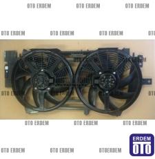 Laguna 1 Fan Motoru Komple Davlumbazı Pervanesi Çift Motor 7701471356 - İtal - 4
