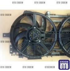 Laguna 1 Fan Motoru Komple Davlumbazı Pervanesi Çift Motor 7701471356 - İtal - 8