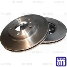 Laguna 1 Ön Fren Disk Takımı 280Mm Ferodo 7701206198