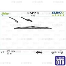 Laguna 1 Silecek Süpürgesi 550Mm Valeo 288900464R