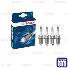 Laguna Bosch Ateşleme Buji Takımı 7700500155B