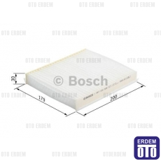 Linea Polen Filtresi 1.3Mjet Bosch 77364561