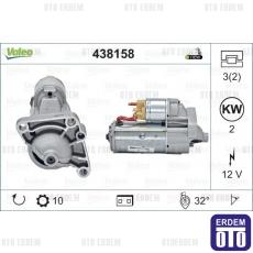 Master 2 Marş Motoru 2.5Dci Valeo 8200634602