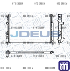 Megane 1 Motor Su Radyatörü Jdeus 7702258285