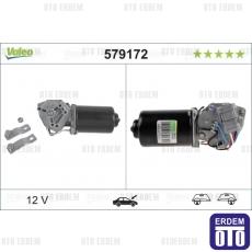 Megane 1 Ön Cam Silecek Motoru Valeo 7701204818 - 4