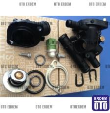 Megane 1 Scenic 1 Dizel Komple Termostat F9Q 1900 Turbo Dizel 7701474249 - Mais - 4