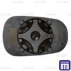 Megane 1 Sol Dış Ayna Camı Mekanik 7701040254