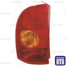 Megane 1 SW Sol Stop Lambası (Duysuz) Depo 7700423081