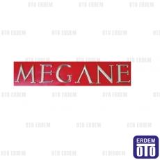 Megane 2 Bagaj Kapak Yazısı  8200073444