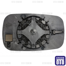 Megane 2 Dış Ayna Camı Mekanik Sol 7701054753K