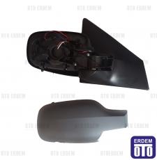 Megane 2 Dış Dikiz Aynası SAĞ Komple Katlanır Tip Elektrikli 7701054690 - 2