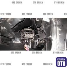 Megane 2 Dış Dikiz Aynası SAĞ Komple Katlanır Tip Elektrikli 7701054690T - 2