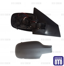 Megane 2 Dış Dikiz Aynası SAĞ Komple Katlanır Tip Elektrikli 7701054690T - 3